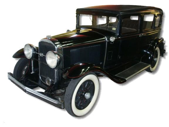 1931 Buick Four Door Five Passenger Sedan