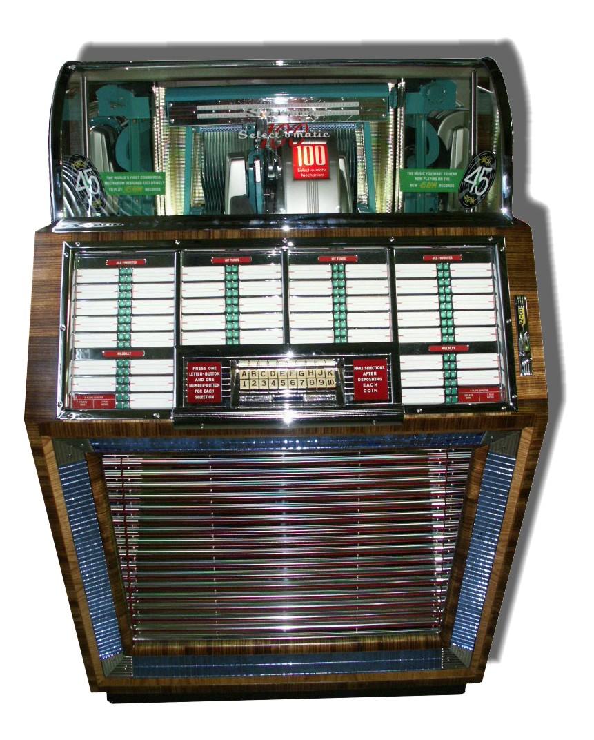 Seeburg Jukebox Pictures Seeburg Model bl Jukebox