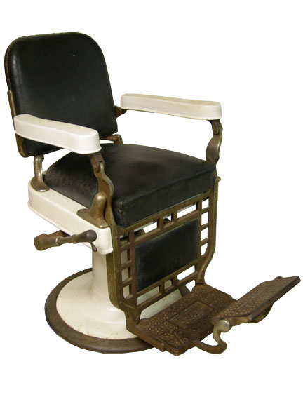 Attirant AW   Theo A Kochs Barber Chair