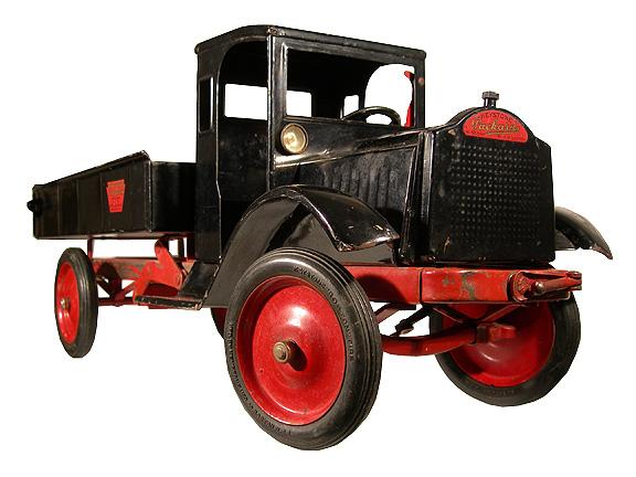 Keystone Packard Dump Truck