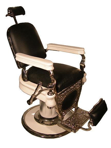 Miniature Barber Chair