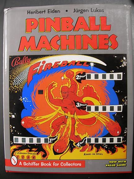 pinball machine values